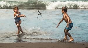 GWYC beach play
